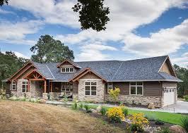 craftsman ranch house plans with walkout basement basement