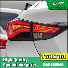 2010 hyundai elantra tail light assembly car styling case for hyundai elantra 2012 2015 taillights led tail