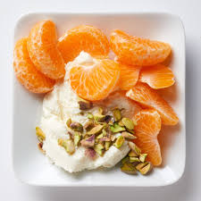 clementine cuisine clementine pistachio ricotta recipe eatingwell