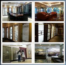 home interior direct sales factory direct sales luxury design gold color aluminium sliding