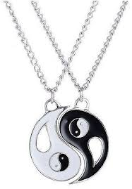 s day necklace neworldline best friends chain necklace pendant lover gift