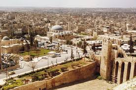 syria before and after see what syria s capital looked like before after conflict