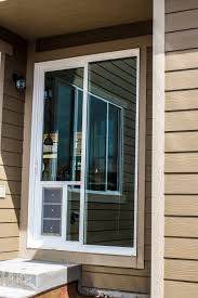 Exterior Dog Doors by Backyards Installing Sliding Glass Dog Door Decorative A Doggie