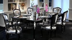 mirrored dining room table magnificent hot selling round mirrored dining table view of room