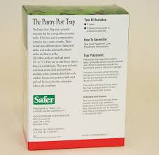 amazon com safer brand 05140 the pantry pest trap 2 moth traps