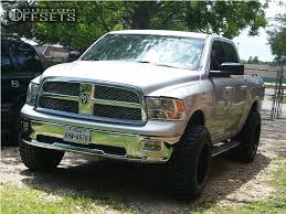 dodge blackout truck 2010 dodge ram 1500 hd blackout maxtrac suspension lift 4in