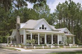 one house plans with porches house plans country cottage wrap around porch one