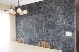 bedroom chalkboard paint bedroom expansive concrete decor