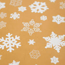 original brown christmas recycled brown christmas wrapping paper by