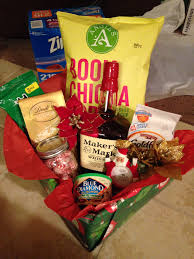 gift basket for your boss during the holidays diy pinterest