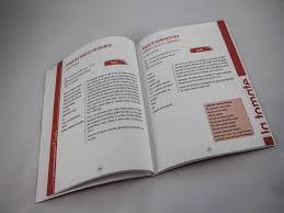 faire un livre de cuisine imprimer livre de cuisine à centre littéraire d