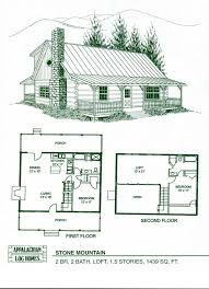 free cabin blueprints cabin floor plans with loft adhome