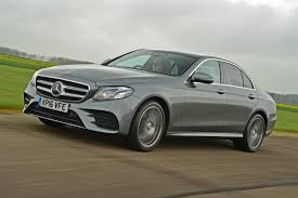mercedes e 220d review auto express