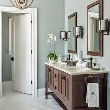 oil rubbed bronze faucets cottage bathroom schappacher white