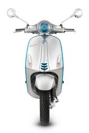 vespa launches electric scooter at eicma 2016 motorcycle show