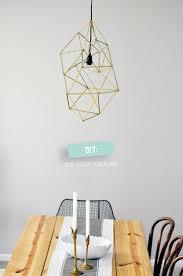 Diy Light Fixtures Wonderful Diy Light Fixtures Interior Decor Inspiration 21 Modern