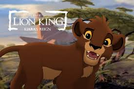 create realistic lion king character realistic