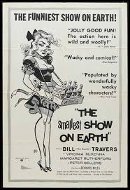 think you know your movie trivia the smallest show on earth 1957