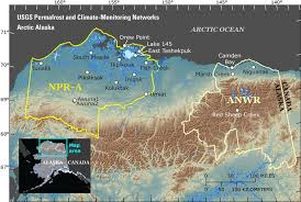 Department Of The Interior Doi Usgs Data Series 977 Doi Gtn P Climate And Active Layer Data