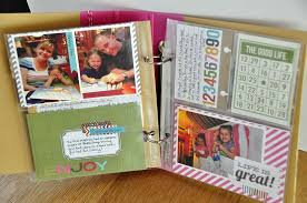 Scrapbook Binder Snap Inspiration Simple Stories