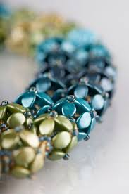 51 best pinch bead images on pinterest necklaces beads and bracelet