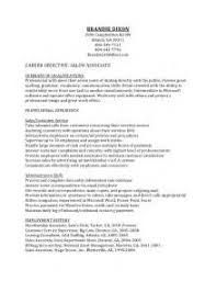 Airline Customer Service Resume Nursing Resume Samples With No Experience An Image Of Africa
