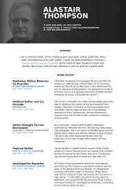 Sample Resume Nz by Publisher Resume Samples Visualcv Resume Samples Database