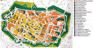 Map Of Florence Italy Lucca Italy Tourist Map Lucca U2022 Mappery