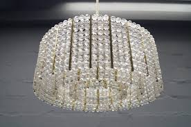 Czech Crystal Chandeliers Vintage Austrian Crystal Chandelier For Sale At Pamono