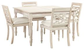 perfect ideas white wash dining room set unbelievable white washed