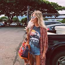 California travel outfits images Coalson tee hawaii graphic hawaii blondes and clothes jpg