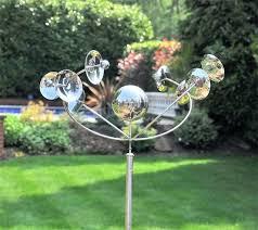 wind powered garden ornaments hydraz club