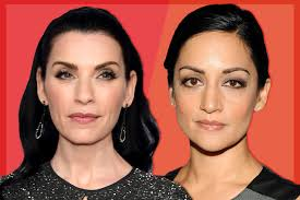 does julianna margulies hate archie archie panjabi refuses to let the good wife feud die a peaceful