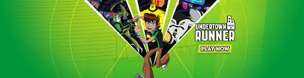 classic ben 10 games videos downloads cartoon network
