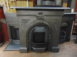 victorian u0027fern u0027 fireplace 022lc 1658 old fireplaces