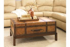 Wicker Trunk Coffee Table Furniture Small Wicker Trunk Coffee Table Steamer Tree Square