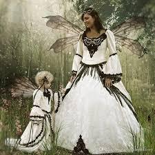faerie wedding dresses vintage wedding dress gown bridal