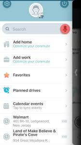 waze 101 how to add a stop while navigating smartphones