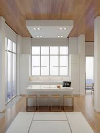 high rise kitchen table high rise apartment with stunning minimalist interior diy