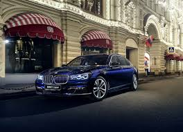 a few weeks ago the new bmw 7 series g11 g12 has celebrated its
