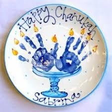 hanukkah plate this print chanukah plate emily will definitely be