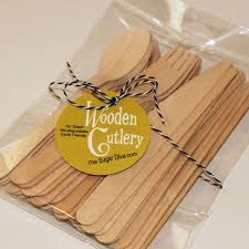 wooden party favors wooden cutlery wooden spoons wooden spoons wood forks