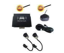 Car Blind Spot Detection Universal Car Blind Spot Detection Rear Sensor Safety Monitor Bsa