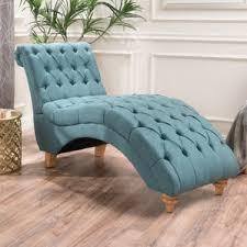 Blue Chaise Lounge Chaise Lounge Chairs Birch Lane
