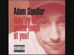 adam sandler thanksgiving song social