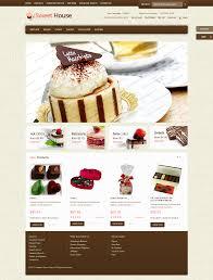 ecommerce themes sweet house free magento ecommerce theme