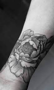 black and white wrist tattoo tattoomagz