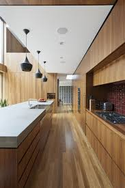 Modern Galley Kitchen Design Galley Kitchen Design 23 Marvelous Idea View In Gallery Modern