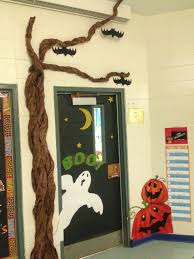 halloween classroom door classroom door decorations pinterest