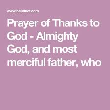 the 25 best prayer of thanks ideas on daily prayer
